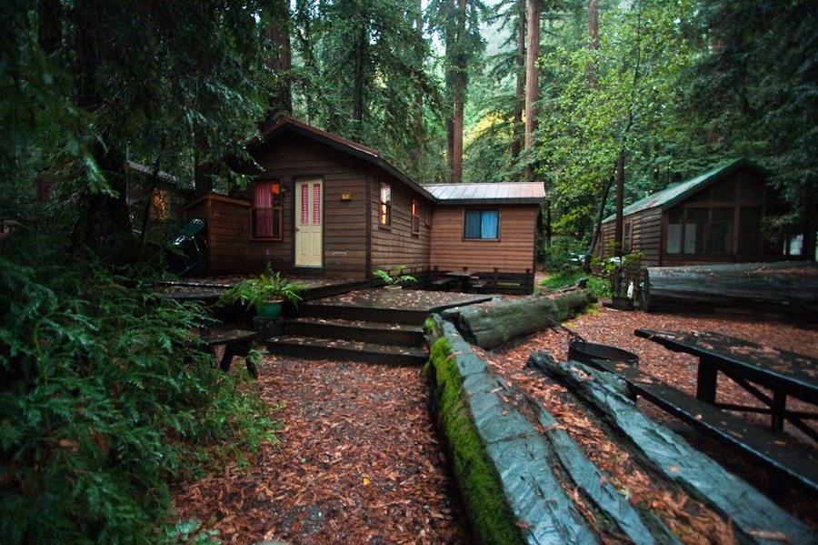 Usa travel for Big sur national park cabins